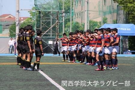 2017/06/04 【定期戦】vs青山学院大学