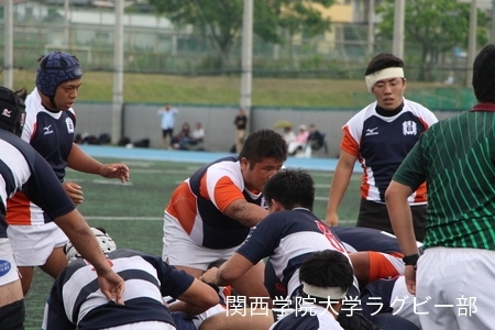 2017/06/11 vs関西大学B