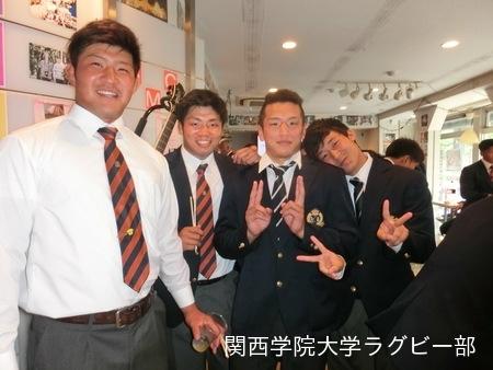2017/06/11 【定期戦】vs関西大学