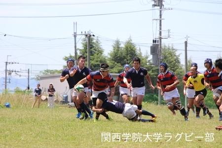 2017/06/17 【定期戦】 vs京都大学