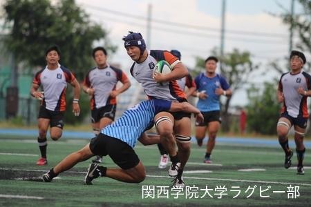 2017/07/02 vs大阪体育大学B