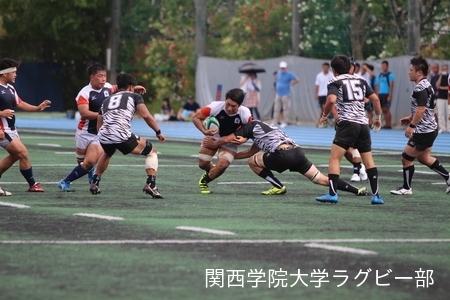 2017/07/02 vs大阪体育大学A