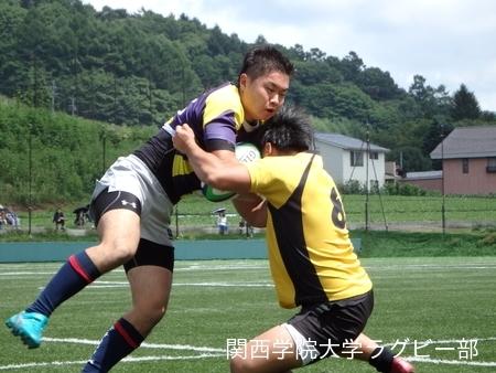 2017/08/19  【菅平合宿】 vs成城大学A