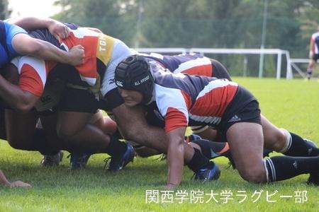 2017/08/19 【菅平合宿】vs立教大学B