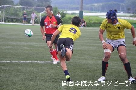 【菅平合宿】vs武蔵大学B