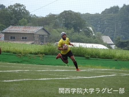 2017/08/22  【菅平合宿】 vs日本大学C