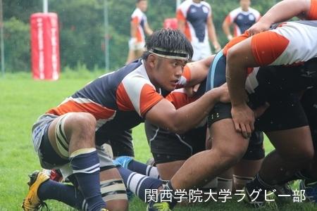 【菅平合宿】vs帝京大学