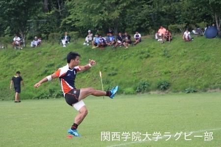 2017/08/24【菅平合宿】vs中央大学A