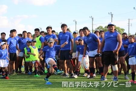 2017/09/02 タグラグビー大会