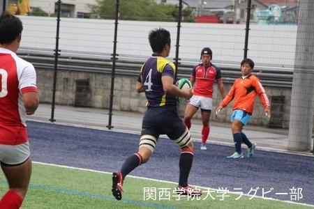 2017/09/16 vs近畿大学C