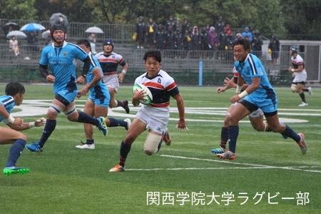 2017/09/16 【ジュニアリーグ】 vs近畿大学