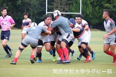 2017/09/23 【ジュニアリーグ】 vs龍谷大学