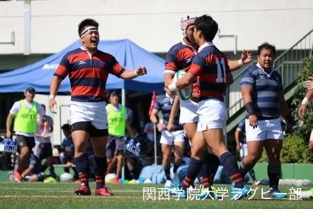 2017/09/30  【Aリーグ】vs同志社大学