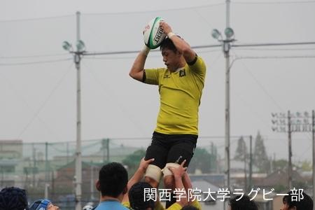 2017/10/7 vs大阪産業大学B