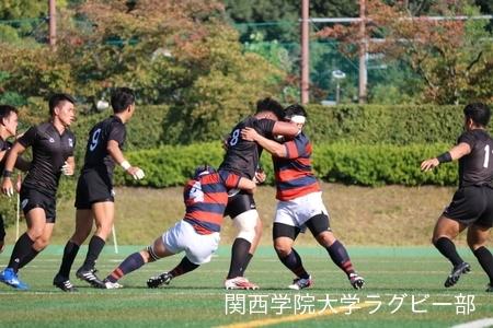 2017/10/8 【Aリーグ】vs天理大学