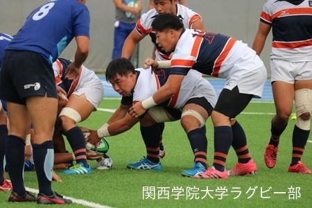 2017/10/14 【ジュニアリーグ】vs摂南大学