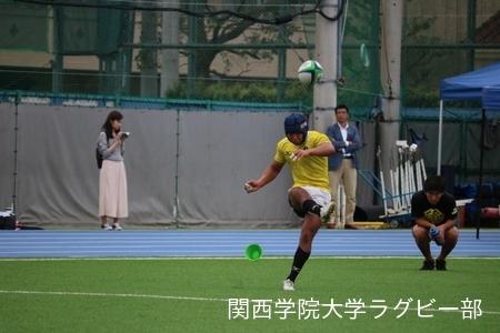 2017/10/14 vs摂南大学C