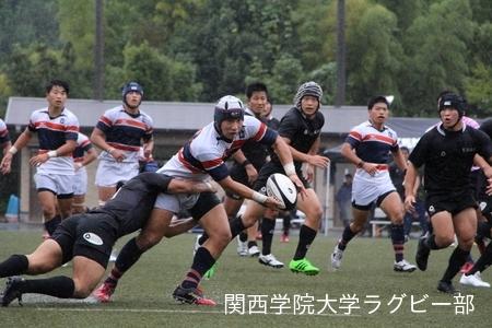 2017/10/21 【ジュニアリーグ】vs天理大学