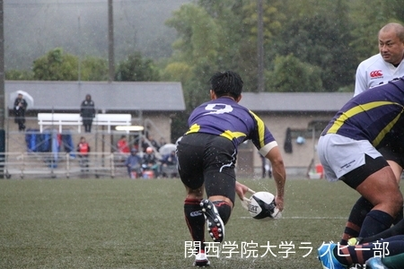 2017/10/21 vs天理大学C