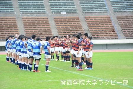 2017/11/4 【Aリーグ】vs摂南大学