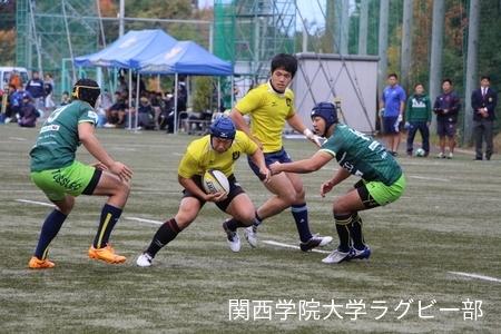 2017/11/11  vs立命館大学C