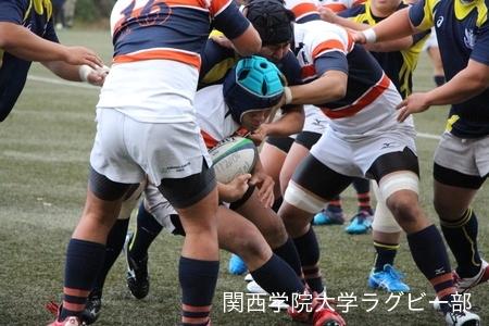 2017/11/11 【ジュニアリーグ】vs立命館大学