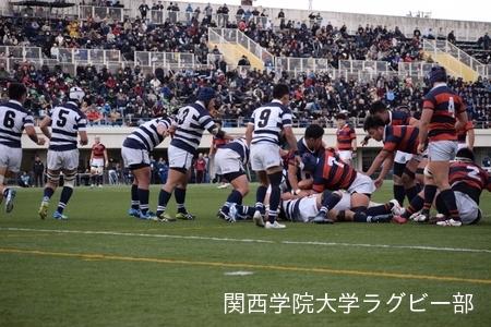 2017/11/19 【Aリーグ】vs関西大学