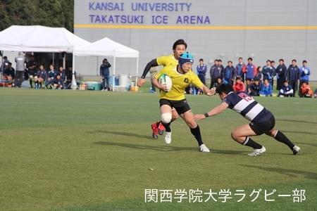 2017/11/25 vs関西大学C