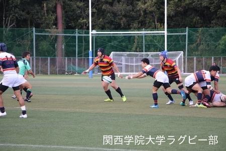 2017/11/25 【ジュニアリーグ】vs関西大学