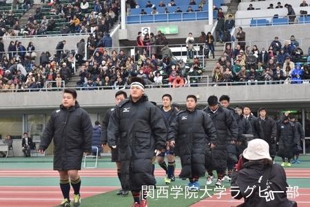2017/11/26 【Aリーグ】vs立命館大学